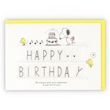 ホールマーク(Hallmark) バースデーカードGHBSN シネマボックス誕生 774660│カード・ポストカード バースデー・誕生日カード