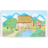 ホールマーク(Hallmark) 暑中カード G立体 775940 夏景色