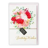 ホールマーク 誕生お祝い オルゴールカード ブーケ 784898│カード・ポストカード バースデー・誕生日カード