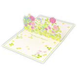ホールマーク(Hallmark) 多目的 立体カード Blooming クローバー 787783│カード・ポストカード グリーティングカード