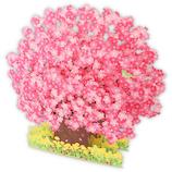 ホールマーク 大きな桜の木 春柄立体グリーティングカード レーザーギャラリー 787974│カード・ポストカード バレンタインカード