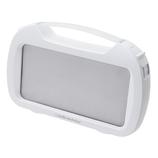 <東急ハンズ> 濡れた手でも安心操作の防水スピーカー オーディオテクニカ アクティブスピーカー AT−SPP400W ホワイト画像
