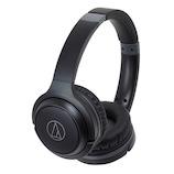 オーディオテクニカ(audio-technica) ワイヤレスヘッドホン ATH-S200BTBK ブラック
