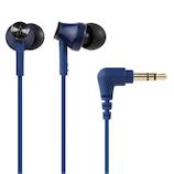 オーディオテクニカ(audio-technica) インナーイヤーヘッドホン ATH-CK350M ブルー│オーディオ機器 ヘッドホン・イヤホン