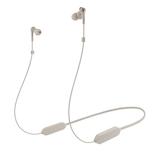 オーディオテクニカ(audio-technica) ワイヤレスヘッドホン ATH-CKS330XBT ベージュ