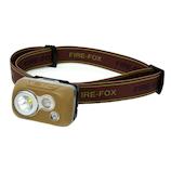 FIRE‐FOX 完全防水ヘッドランプ FX‐1910