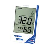 エンペックス デジタル快適計Ⅲ TDー8180│温度計・湿度計