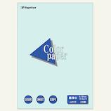 長門屋商店 カラーペーパー A4 最厚口 25枚入 水 ナ−3510│オフィス用品 カラーペーパー