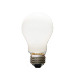 旭光 白熱一般球 LW100V57W/55 ホワイト