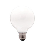 旭光 白熱ボール球 GW100V57W/95 ホワイト