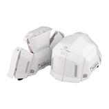 トーヨーセフティー 防災用折りたたみヘルメット BLOOM2 ホワイト