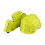 トーヨーセフティー 防災用折りたたみヘルメット BLOOM2 ライム