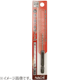 ナチ(NACHI) 六角軸鉄工ドリル 2.1mm│電動切削工具 ドリルビット