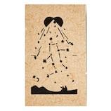 【通販限定】 サンビー サンカケル ニコマスタンプ お祝い SKR-NS02 星くす玉│スタンプ ラバースタンプ