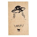【通販限定】 サンビー サンカケル ニコマスタンプ お願い SKR-NS05 たすけてー│スタンプ ラバースタンプ