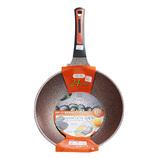 協和工業 スーパーストーンバリア フライパン 24cm 深型│フライパン・中華鍋 アルミ・鉄製フライパン