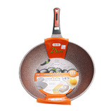 協和工業 スーパーストーンバリア フライパン 28cm 深型│フライパン・中華鍋 アルミ・鉄製フライパン