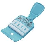 旭電機化成 しっぷ貼り ひとりでペッタンコ ブルー│ヘルスケア 衛生用品
