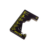 旭電機化成 スマイルキッズ コイン電池が測れる電池チェッカー ADC‐10