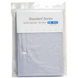 丸隆 スタンダードバスカーテン 半透明 120×180cm丈 │お風呂用品・バスグッズ シャワーカーテン