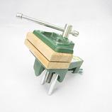 ユニック 木工バイス 100mm W‐40│打ち付け・締め付け道具 クランプ・バイス