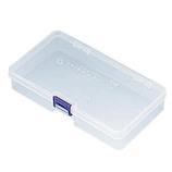 リングスター ポケットケース フリー PC160 クリア│工具箱・脚立 パーツケース