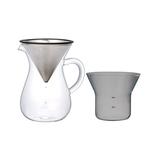 キントー SCS コーヒーカラフェセット 600ml 27621