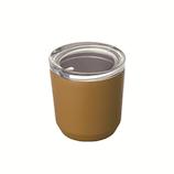 KINTO トゥーゴータンブラー 240mL コヨーテ 20263│食器・カトラリー グラス・タンブラー