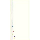 チキュウ 封筒 五色箋(ごしきせん) CE250−57