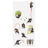 【年賀用品】 チキュウグリーティングス 万円袋 忍者 K300−359 5枚入