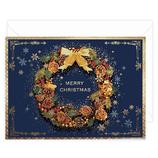 チキュウグリーティングス 洋風クリスマスカード S300-81│カード・ポストカード クリスマスカード