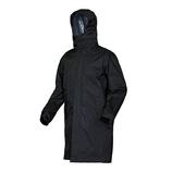 カジメイク バッグインコート ブラック L│レインウェア・雨具 レインコート・ポンチョ
