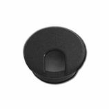 モリギン 配線孔キャップ 丸型 S-445黒