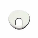 モリギン 配線孔キャップ 丸型 S-445白