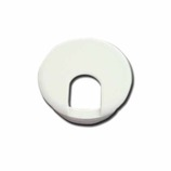 モリギン 配線孔キャップ 丸型 S-60白