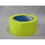 寺岡 ラインテープ No.340 50mm×20m巻 黄│ガムテープ・粘着テープ 装飾テープ・シート