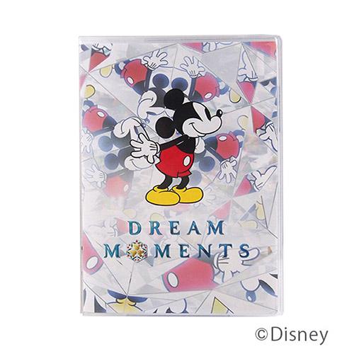 【2018年1月始まり】 東急ハンズ限定 ディズニーダイアリー B6 マンスリー DREAM MOMENTS 月曜始まり