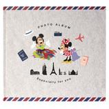 アートプリントジャパン ポップアップアルバム AL−138 ミッキー&ミニー