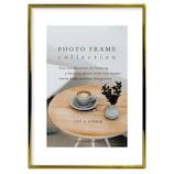 アートプリントジャパン フォトフレーム 99124 ゴールドフレーム キャビネサイズ(130×180mm)│アルバム・フォトフレーム フォトフレーム・写真立て