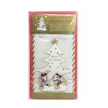 【クリスマス】APJ ウッドスタンド クリスマスカード 1000102197 ディズニーミニウッド