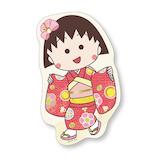 【年賀用品】アートプリントジャパン ちびまる子ちゃん お年玉袋 PT−169