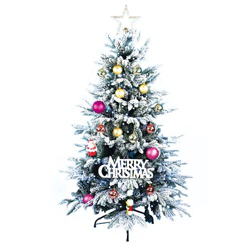 <東急ハンズ>【クリスマス】東急ハンズオリジナル セットツリー 150cm スイート画像