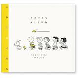 アートプリントジャパン ポップアップアルバム ピーナッツ(スヌーピー) フレンズ