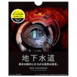 東急ハンズ限定【2019年版・卓上】アートプリントジャパン 地下水道カレンダー