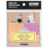アートプリントジャパン ムーミン デスクトップネオン付箋1 TP-108582