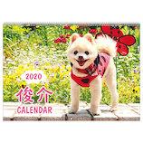 【2020年版・壁掛】アートプリントジャパン カレンダー 俊介 1000109243