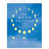 【2020年版・壁掛】アートプリントジャパン カレンダー ムーン 1000109357