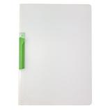 セキセイ クリップイン ファイル A4 SSS−105 ライトグリーン│ファイル クリップファイル・用箋挟