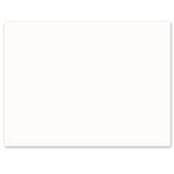 光洋産業 デコホワイトボード A4│発泡スチロール スチレンボード