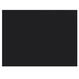 光洋産業 デコブラックボード A4│発泡スチロール スチレンボード